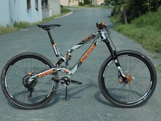 Empire Cycles MX6 Evo