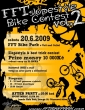 Propozice: FFT Slopestyle Bike