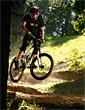 KONA Bikepark Špičák otevřen