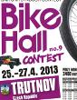 Pozvánka: Bike Hall Contest 2013