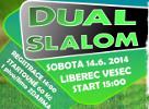 Dual slalom Vesec Liberec - letos podruhé