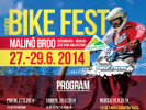 Pozvánka: Bike Fest Malinô Brdo