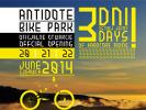 Pozvánka: otevíračka Antidote Bikepark
