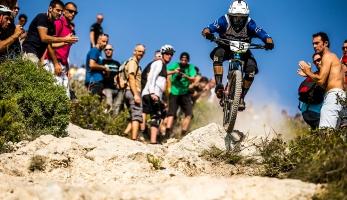 Bikecheck: Yoann Barelli Giant Reign Advanced 27.5
