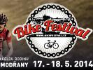 Přijďte si zajezdit na kole s Evou Samkovou na Bike Festival