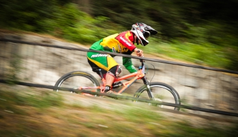 Foto + video: Bratislava City Downhill 2014