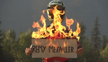 Video: Remy Métailler Burns the Whistler Bike Park