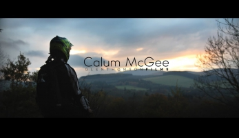 Video: Calum McGee - Downhill Shredding