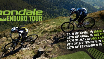 Cannondale Enduro Tour pět závodů pod patronací Clementze