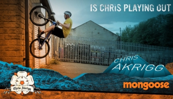 Video: Chris Akrigg - Is Chris playing out