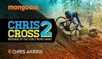 Video: Chris Akrigg - CHRISCROSS 2