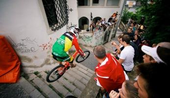 Fotoreport: Banshee Bikes Factory Team v Bratislavě
