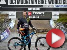 Video: Claudio Caluori na trati ve Fort William
