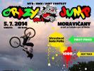 Pozvánka: Crazy jump vol.1 - dirt contest