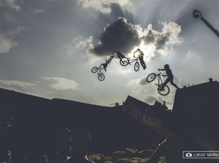 Foto: Redbull District ride 2014