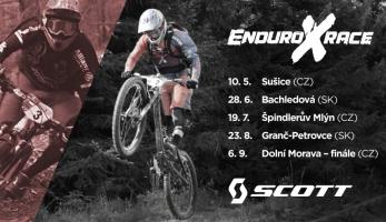 SCOTT ENDURO X RACE vstupuje do druhé sezóny