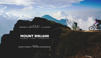 Video: Escape - Mount Rinjani