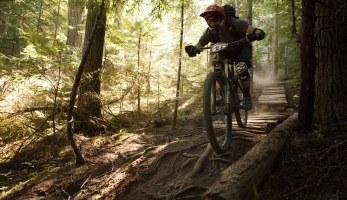 Report, video: EWS SRAM Canadian Open Enduro
