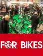 Veletrh For Bikes 2014 - Více než tisíc kol pod jednou střechou
