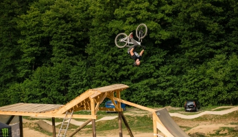 Report + video: First Slovak Slopestyle