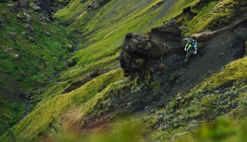 Video: za freeridem na Island
