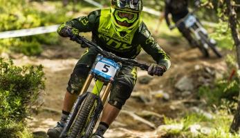 Report: iXS European Downhill Cup Pila