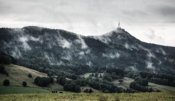 Report: Český pohár ve sjezdu po osmi letech opět na Ještědu