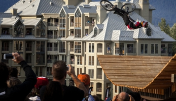 Replay: Red Bull Joyride - slopestyle z Crankworxu