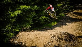 Spotcheck: Bikepark Kopřivná pod Pradědem