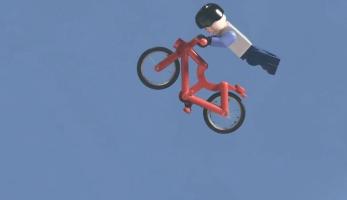 Video: Lego Mountain Biking