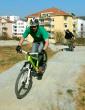Budějovický minibikepark Máj otevírá brány tuto sobotu