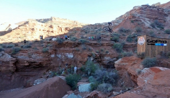 Video: Red Bull Rampage - Makken otevírá stepdown