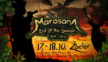 Marosana End Of The season vol. 16 - kompletní info