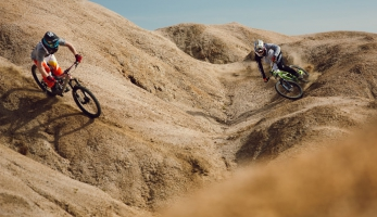 Video: za freeridem do Namibie