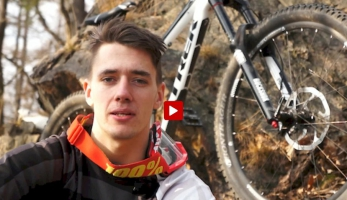 Video: Marek Petelík na Franta trailu ve Všenorech