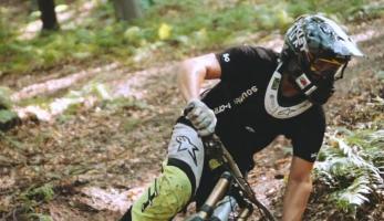 Video: bardzo dobry freeride rowerowy