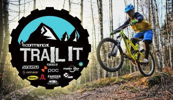 Video: TRAIL IT - Přemek Tejchman