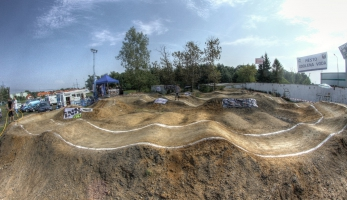 Report: Pumptrack race Odolena Voda 2014