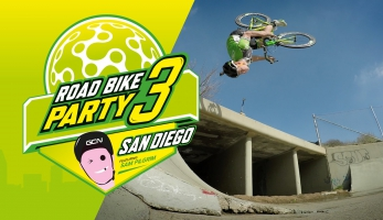 Video: Road Bike Party 3 - Sam Pilgrim