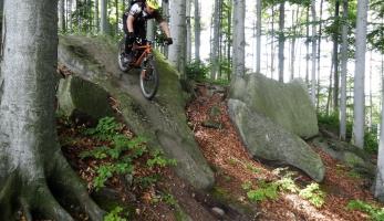 Report: Enduro kemp s Dušanem Michalečkem v Rychlebech