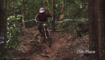 Video: Rubber Side Down - Cairns