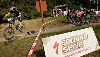 Pozvánka: Specialized Enduro Serie - Enduro race Špičák