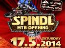 Špindl bikepark opening 2014: šesté otvírání Špindlu už za týden