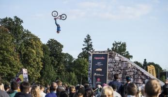 Video: Ups, ups, mega dirty v Uppsale