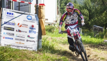 Report + video: Fagus Bikerally Kopná 2014