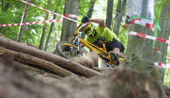 Report: Hrbáček servis Wood Bike Series - Bikerally Slopné