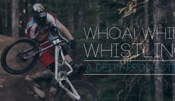 Video: Whoa, Whips, and Whistling!
