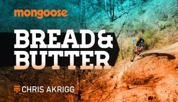 Video: Chris Akrigg dobrej jak chleba s máslem
