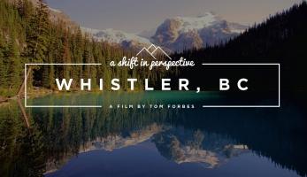 Video: A shift in perspective - pokochej se Whistlerem