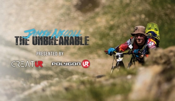 Video: dokument Jamie Nicoll - Unbreakable